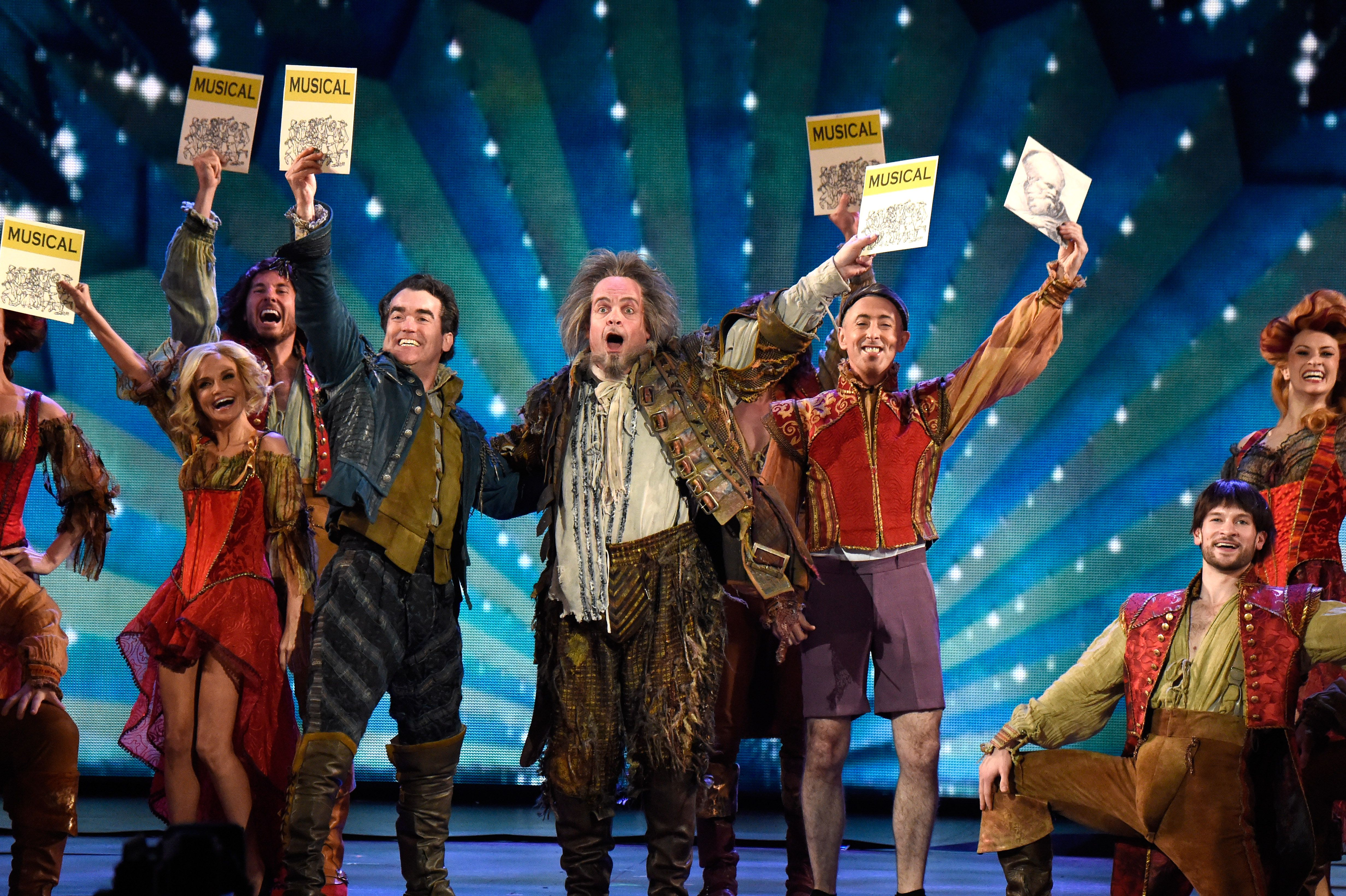 10 Musicals Based on Shakespeare
