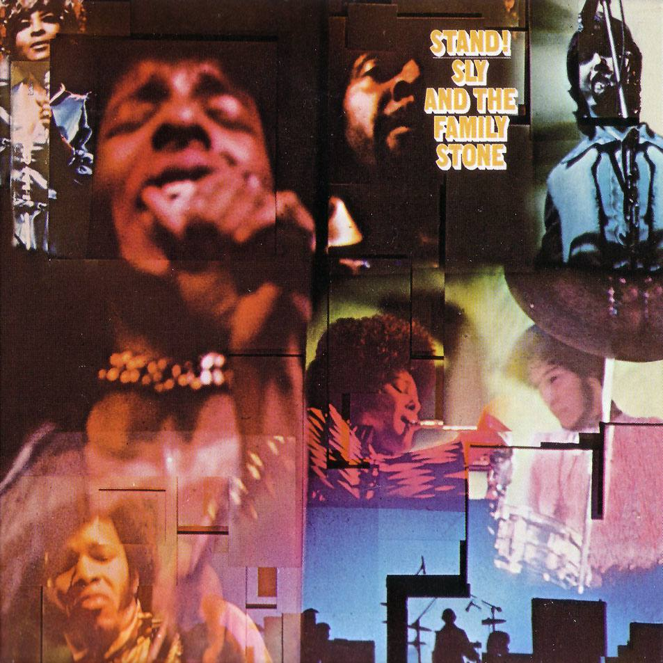 Sly and the Family Stone Stand