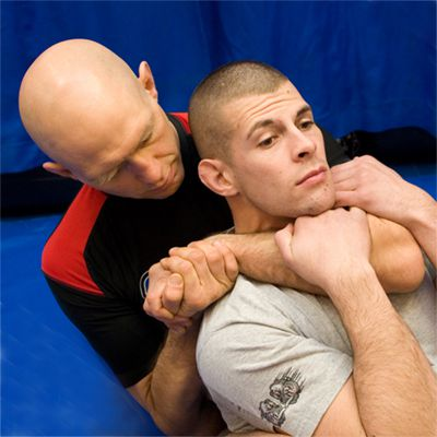 How to Master the Rear Naked Choke in 6 Steps