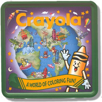 A World of Coloring Fun 1995