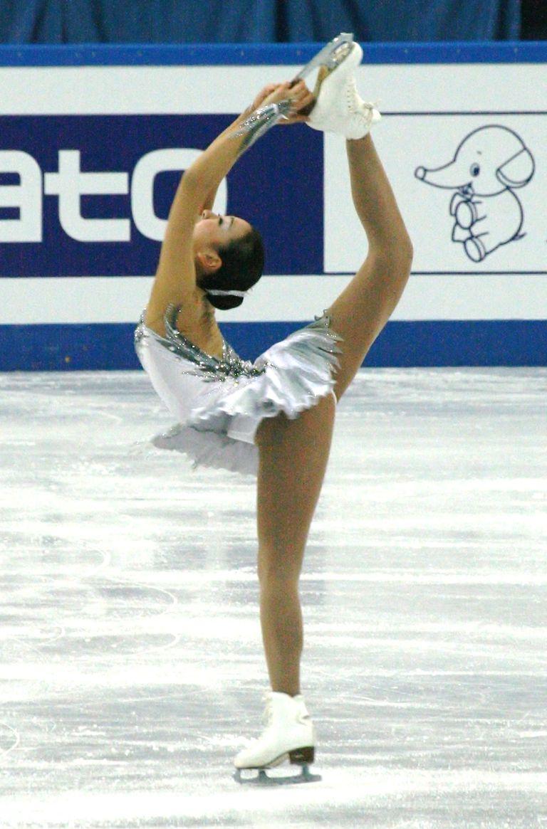 Bielmannn figure skating move