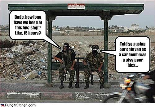 military car bomb meme