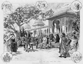 Massenet - Le Cid - 1885 - act 4, scene 10 - Rodrigue triomphant à l'Alhambra de Grenade