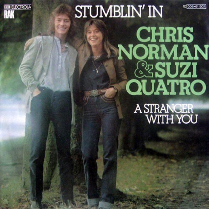 Chris Norman and Suzi Quatro - Stumblin' In