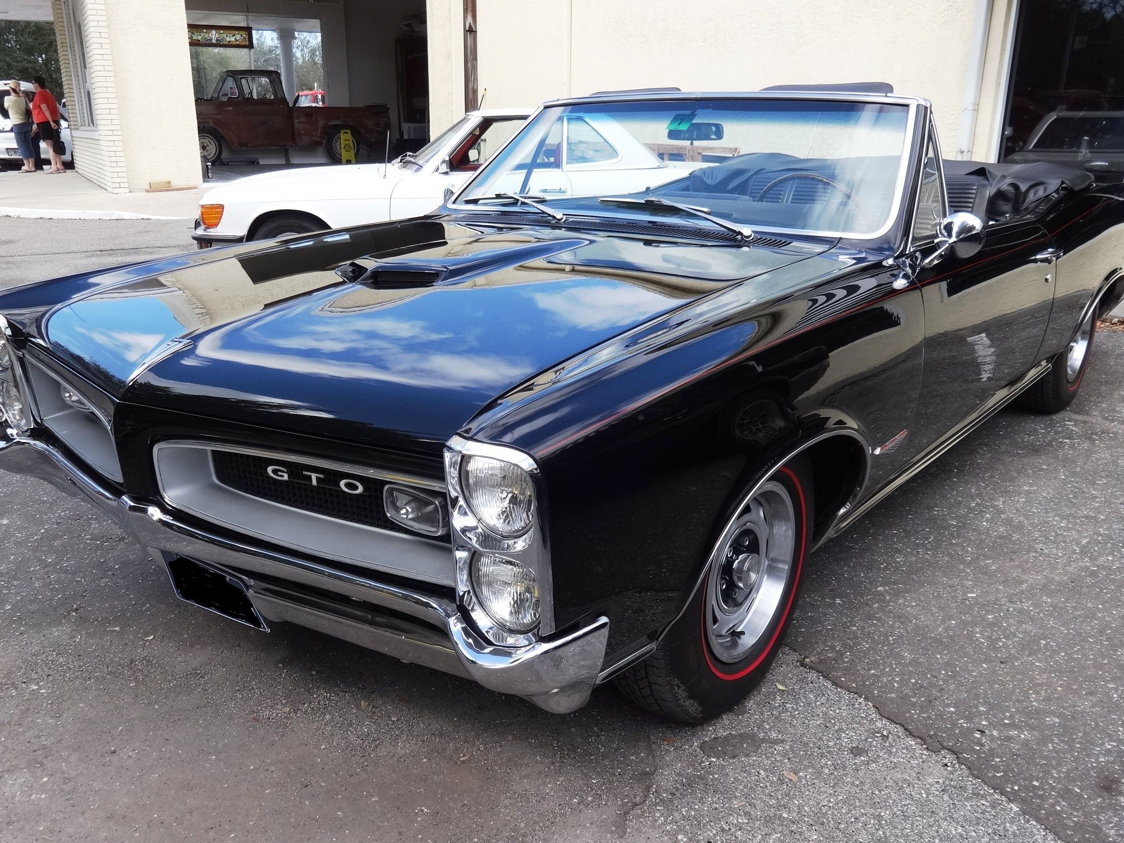 The Best Year For The Classic Pontiac Gto