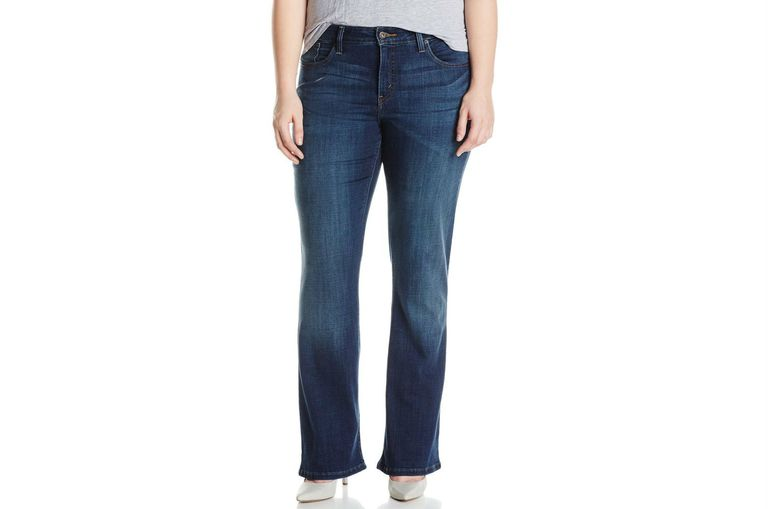 ff42820d63d45 The Best Jeans Brands and Styles for an Apple Body Type