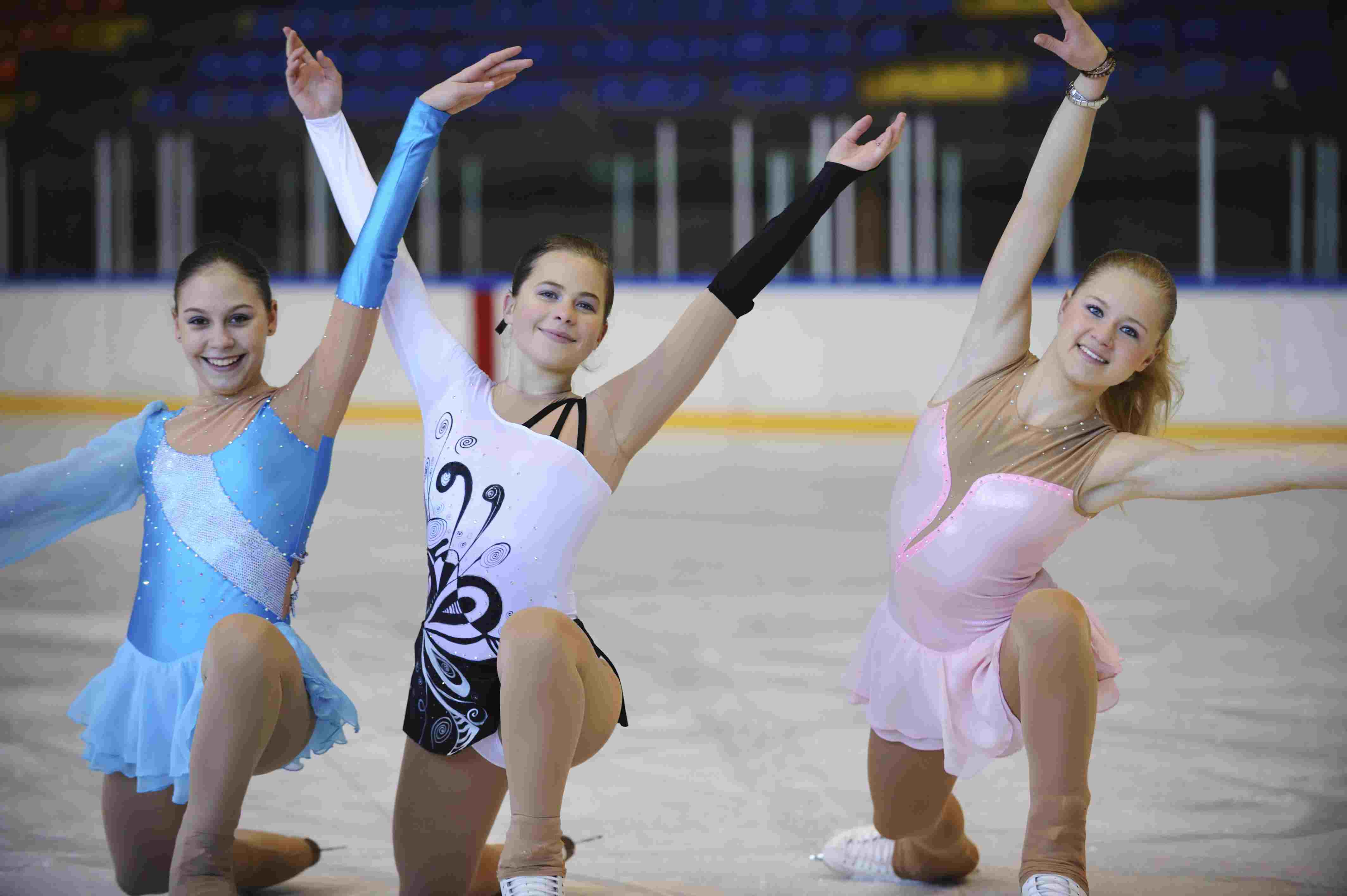 Figure Skating Is Very, Very Expensive