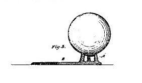 Bloxsom Douglas Golf Tee Patent