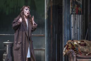 actress portraying Mimi in the opera