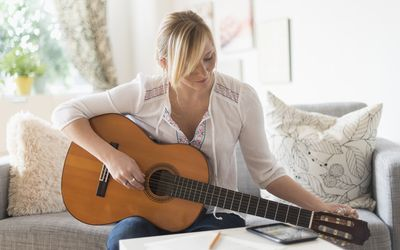 Learn Popular Songs in Open G Tuning