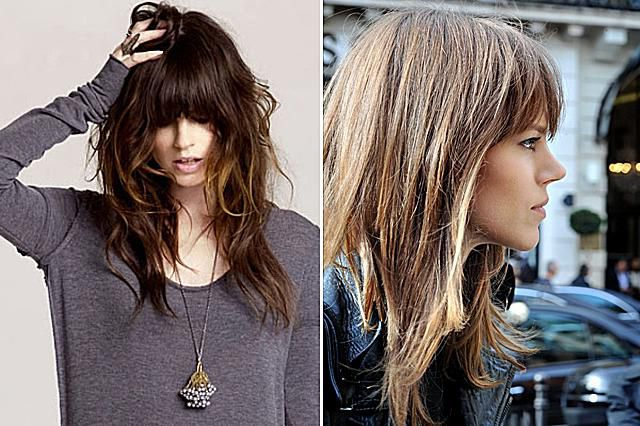 From Short To Long 24 Fabulous Shag Haircuts