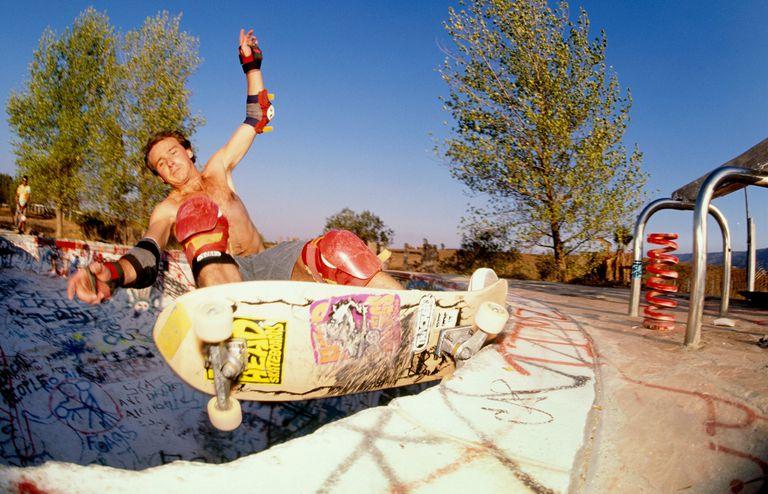 Vintage Skateboarding