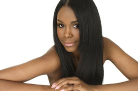 Keep your relaxed hair lightweight with the right products.
