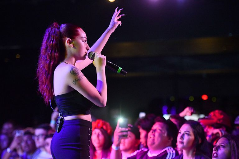 Bhad Bhabie Performs At The Roxy