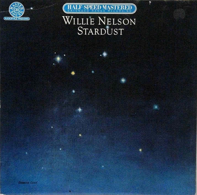Willie Nelson Stardust album cover