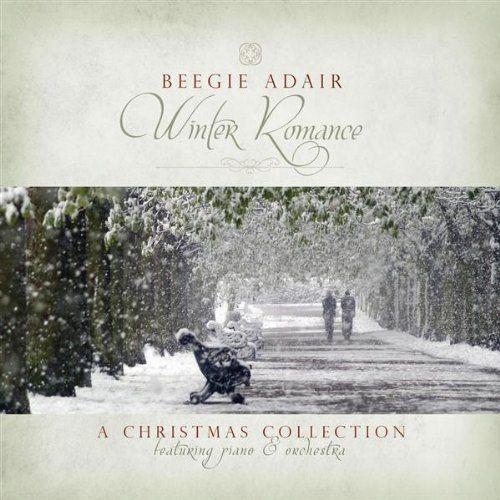 Winter Romance by Beegie Adair cover