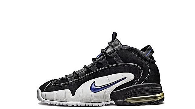 new product 14ef2 489b9 History of the Nike Air Penny 1