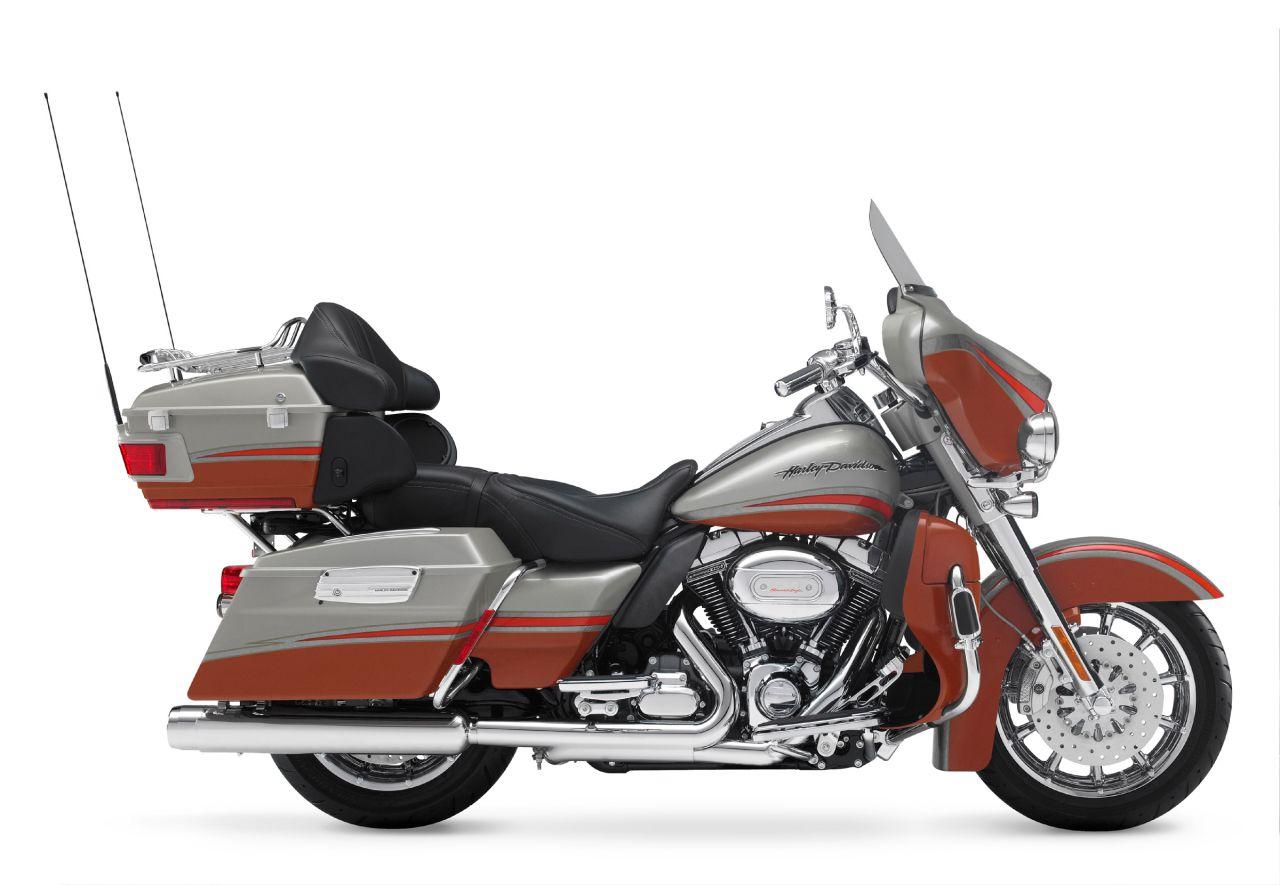 2009 Harley Davidson CVO Ultra Classic Electra Glide