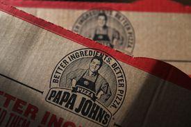 Papa John's pizza box