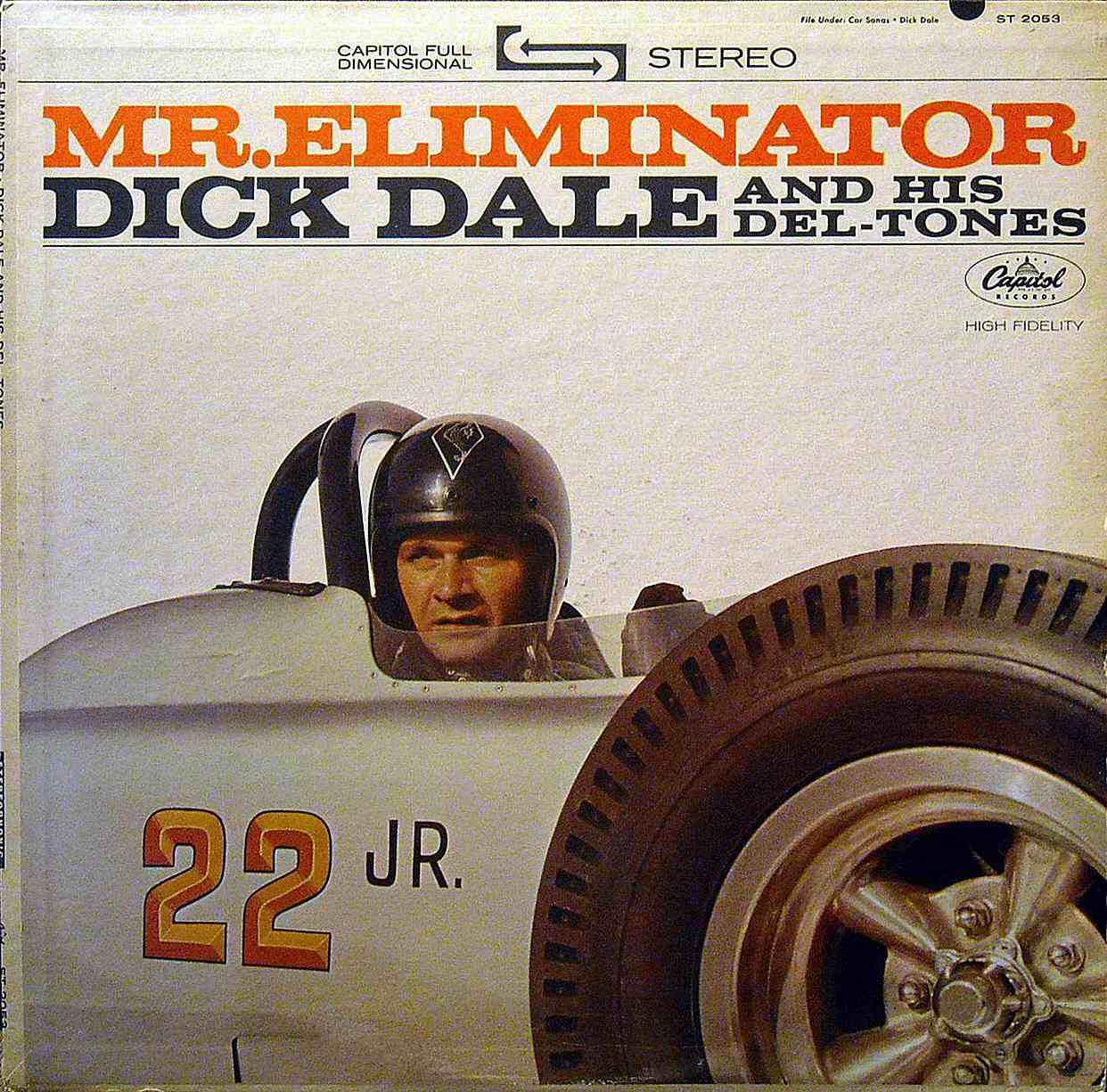 Wild, Wild Mustang (Dick Dale & The Del-Tones)