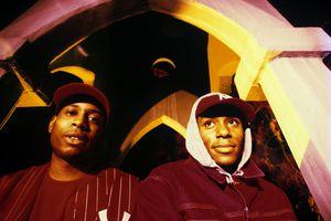 Rap duo Black Star