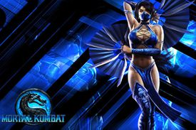 Mortal Kombat cover