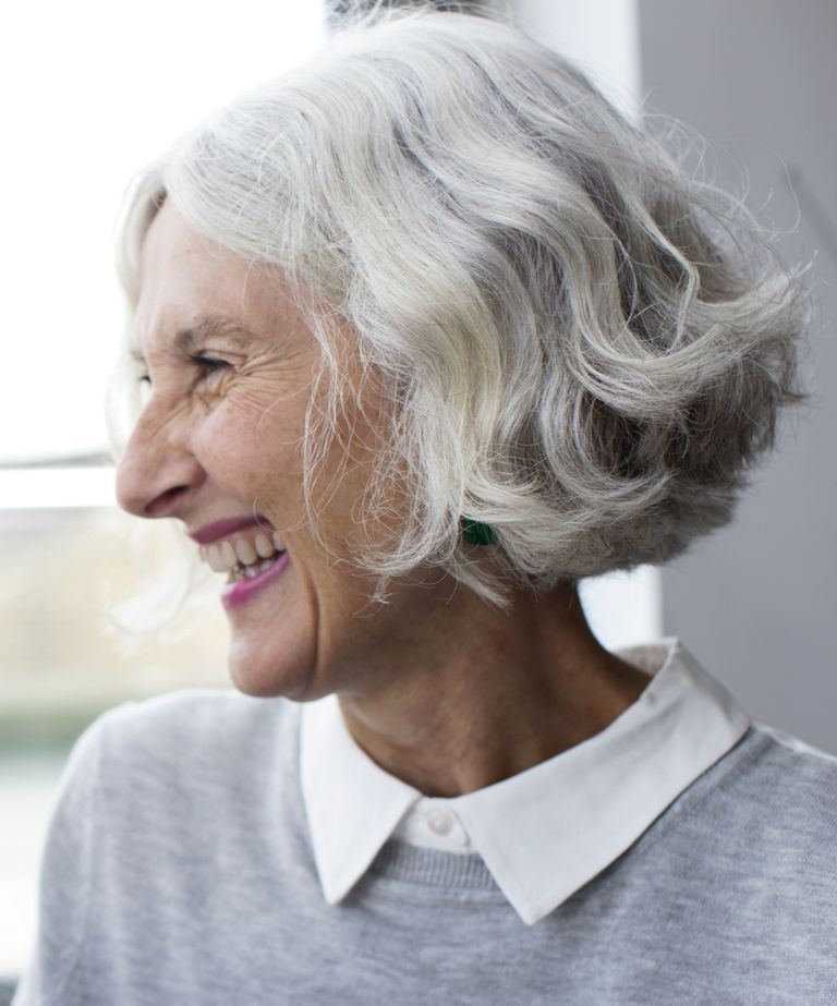 Great Haircuts For Women Over 70
