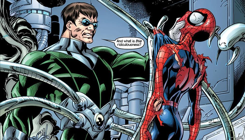 The Comic Book Inspirations For The Spider-Man Films