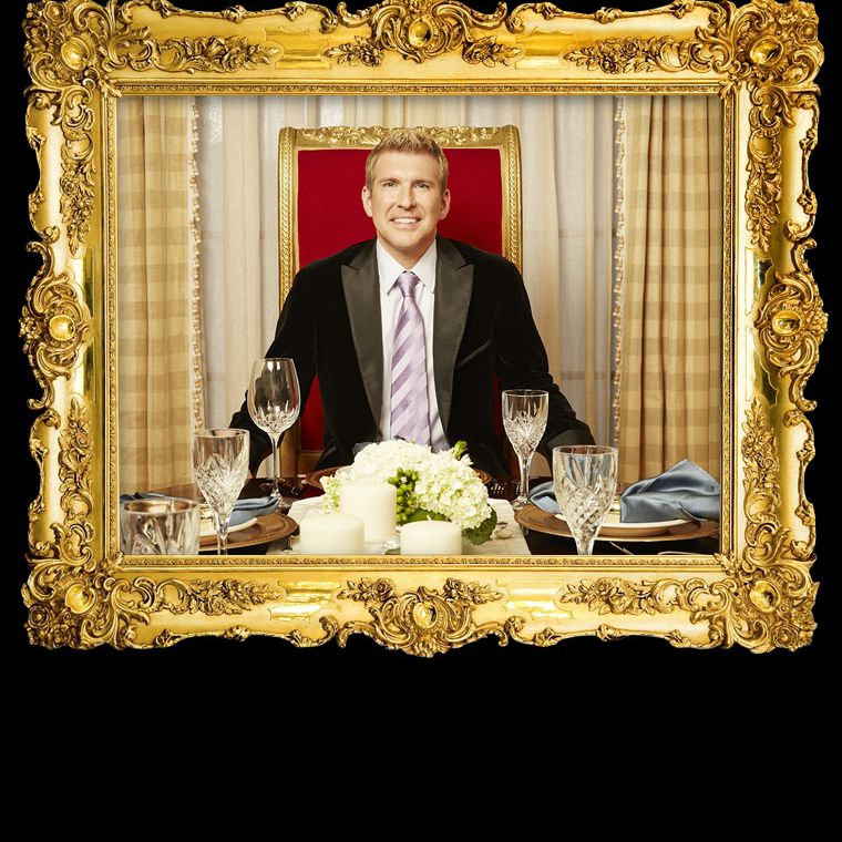 Todd Chrisley of 'Chrisley Knows Best'