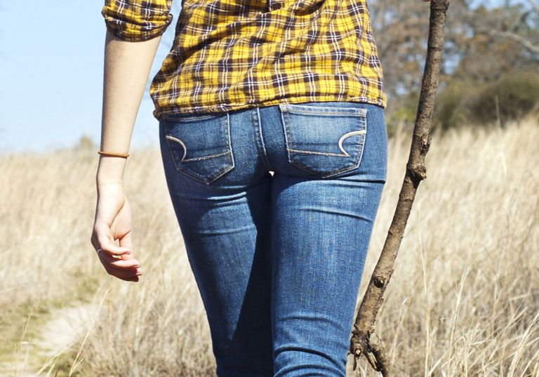 back pockets that flatter your shape