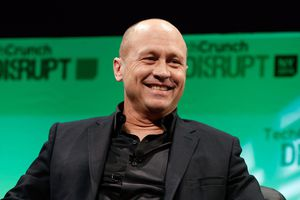 Mike Judge speaks at TechCrunch Disrupt NY 2014