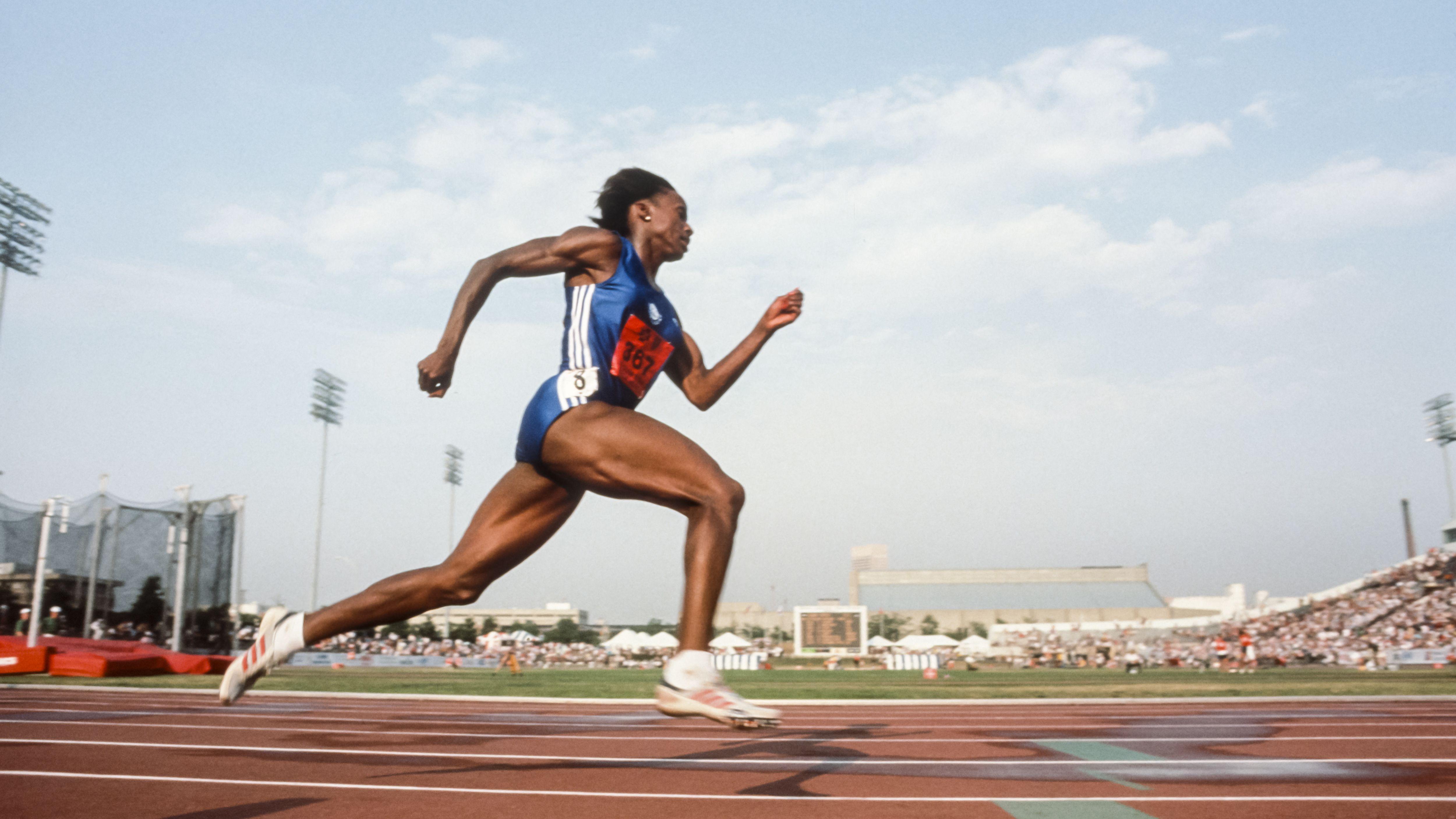 Jackie Joyner-Kersee Biography: Olympic Athlete