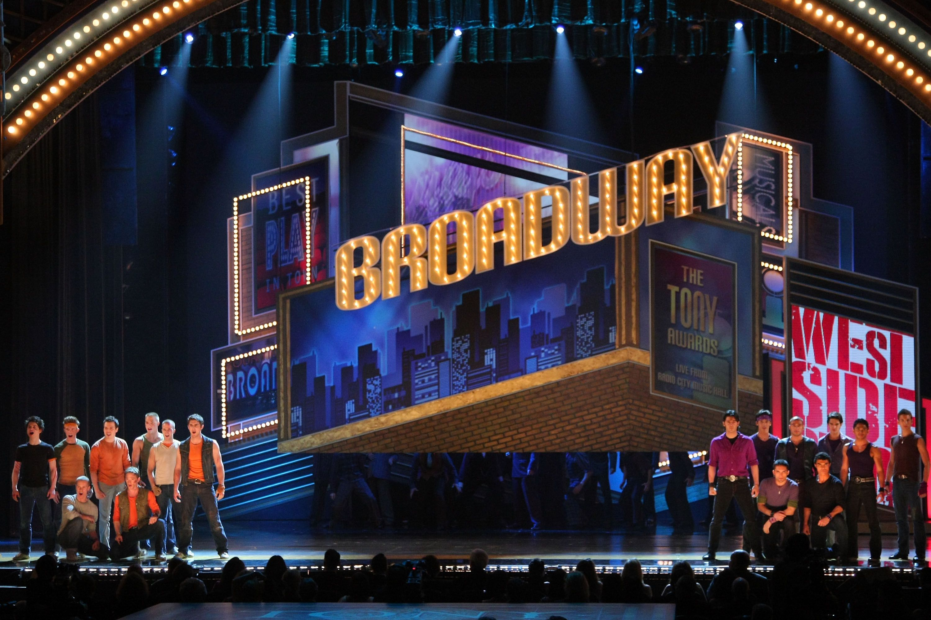 5 classic broadway song themes