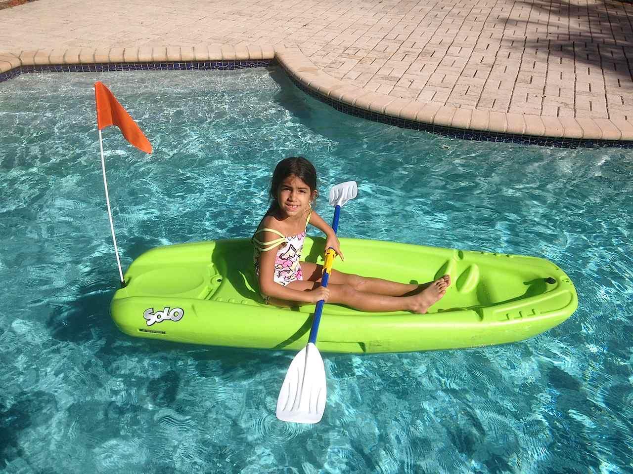 The Pelican Sport Solo Kid's Kayak