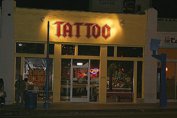 9b32c4267 High Voltage Tattoo - Los Angeles, California.