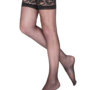 27fc91931f 'Firm all the Way' Sheer Thigh Highs by Berkshire Shaping Hosiery