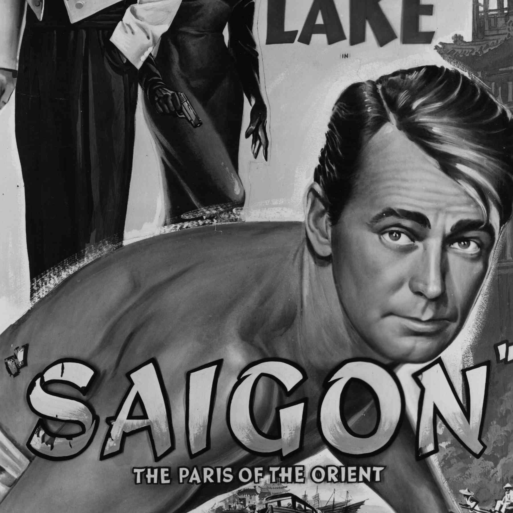 Saigon movie poster