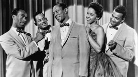 The Platters' classic lineup
