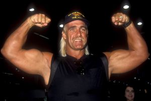Hulk Hogan at the 1990 Royal Rumble