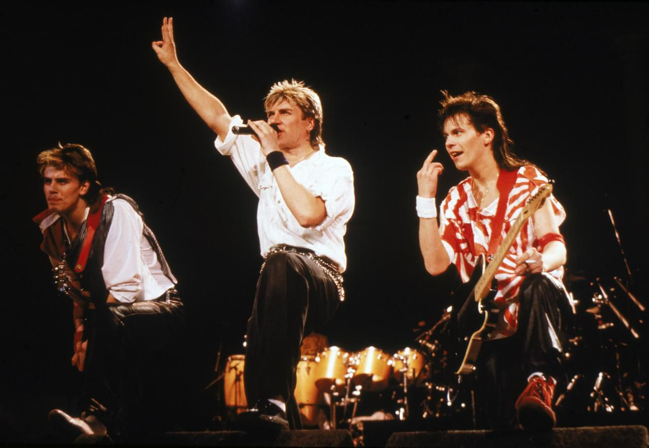 Best '80s Songs from England's Fab Five - Duran Duran