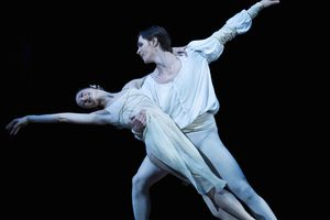 2010 production of Romeo and Juliet ballet at the Royal Swedish Opera