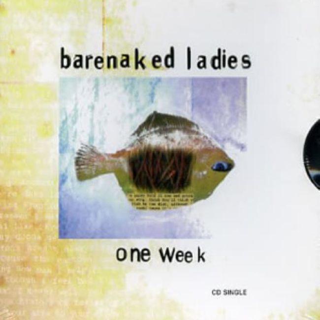 "Album art for Barenaked Ladies - ""One Week"""