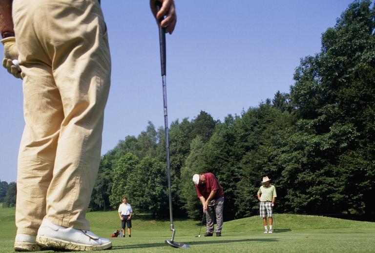How to Play a Florida Scramble Golf Tournament