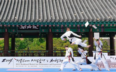 What Are the 6 Types of Martial Arts?