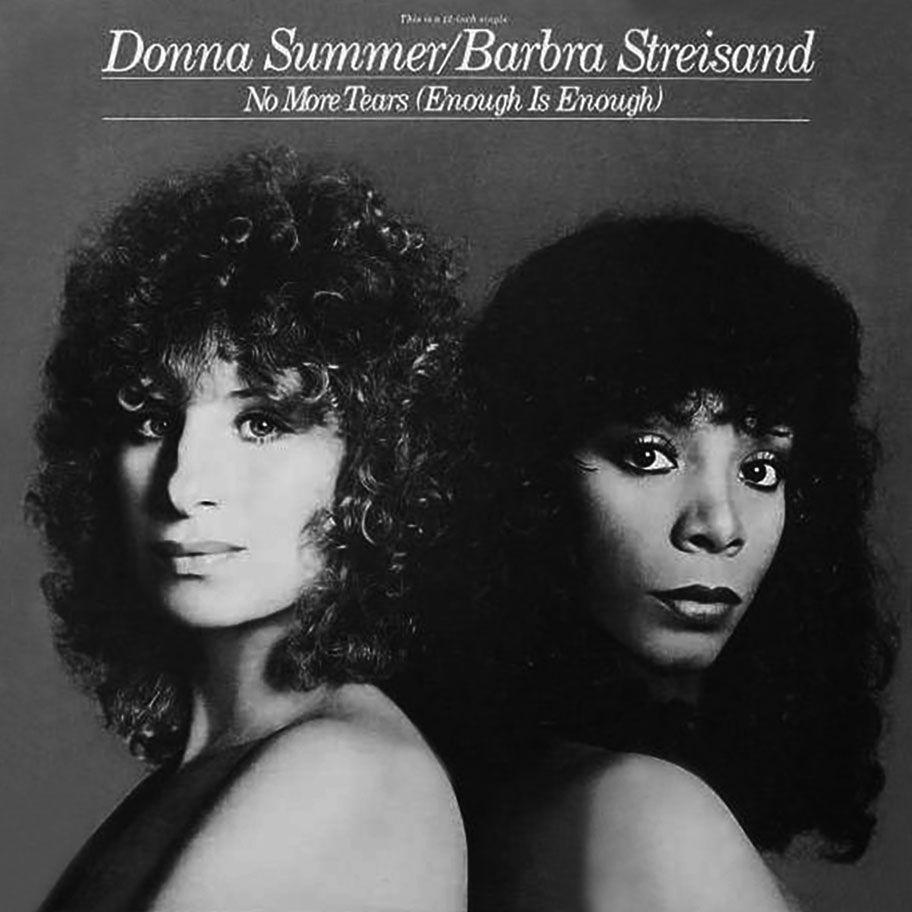 Barbra Streisand Donna Summer,