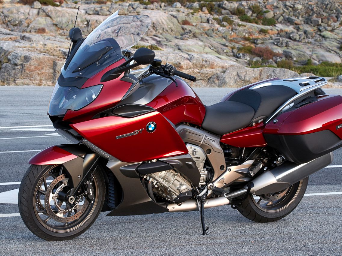 2012 BMW K1600GT and K1600GTL Review