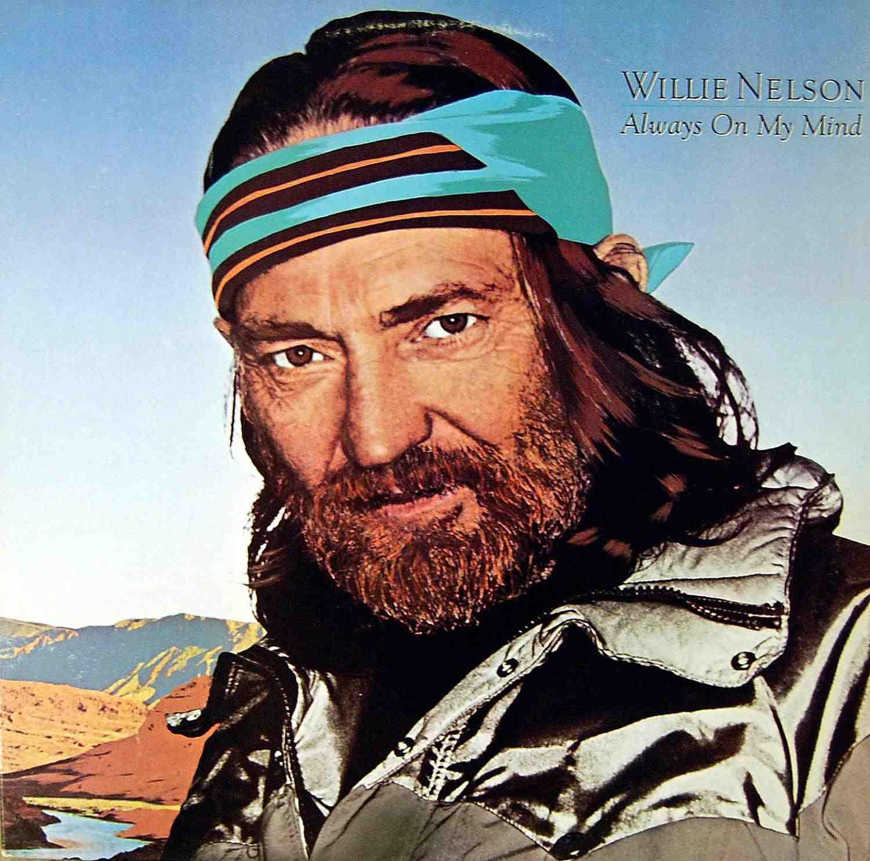 Willie Nelson Always on My Mind album cover