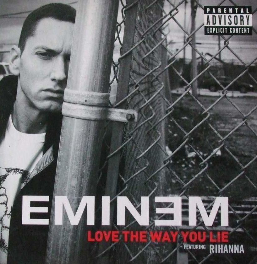 Eminem Love the Way You Lie