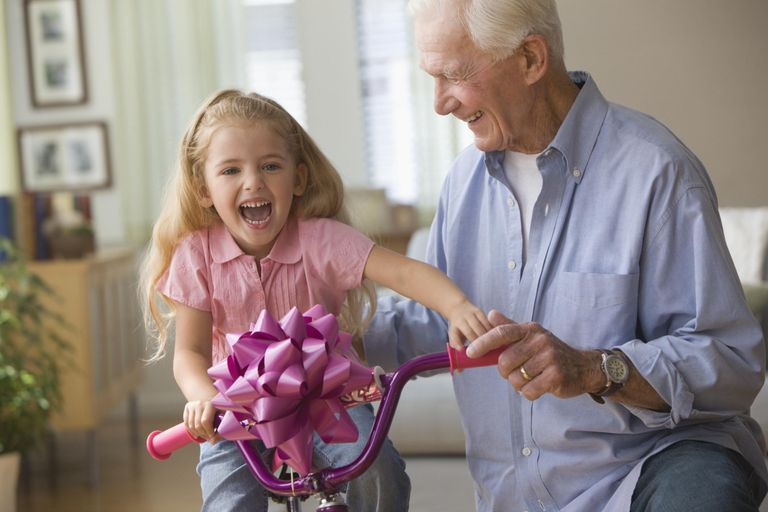Do Grandparents Have the Right to Spoil Grandchildren?