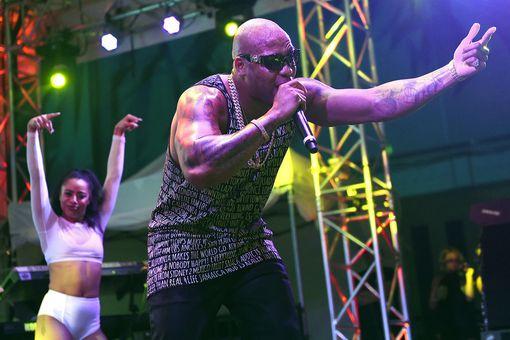 Rapper Flo Rida